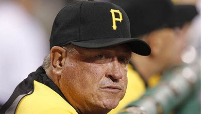 Manager Clint Hurdle Manager Clint Hurdle