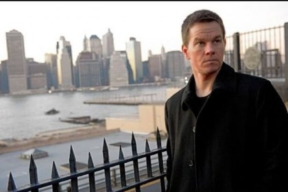 "Mark Wahlberg Mark Wahlberg is up against corruption in ""Broken City."""