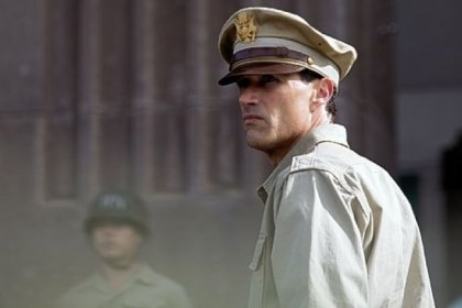 Matthew Fox Matthew Fox stars as Gen. Bonner Fellers in Peter Webber's film 'Emperor.'
