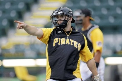 "McKenry Pirates catcher Michael McKenry: ""If somebody tells you 'You can't,' why not? That's how great things happen."""