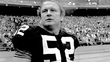 Mike Webster Steelers Hall of Famer Mike Webster died at age 50 after years of declining physical and mental health.