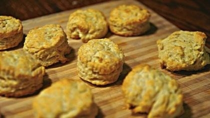 Mini Buttermilk Biscuits Coming Sunday: Mini Buttermilk Biscuits.