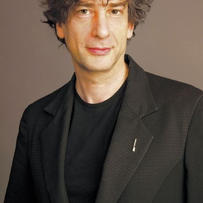 "Neil Gaiman Neil Gaiman -- His first adult novel since ""The Anansi Boys."""