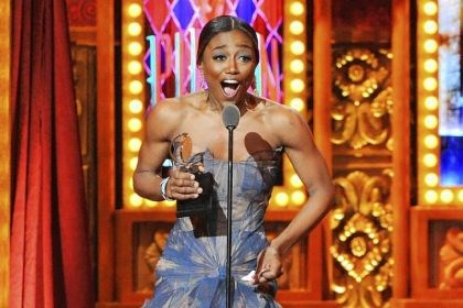 "Patina Miller Patina Miller (CMU, 2006) -- Best actress in a musical for ""Pippin."""