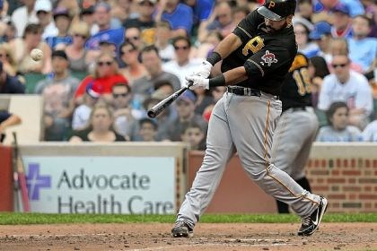 Pedro Alvarez Pedro Alvarez's 23 HRs have given the offense what sock it has.