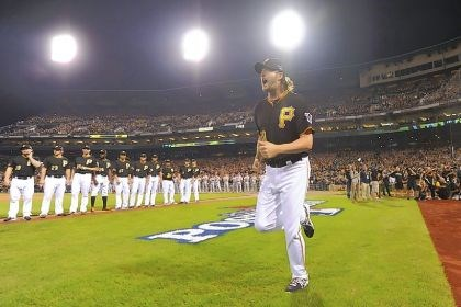 pirates The Pirates and their fans will be back for more today at PNC Park when the Cardinals visit for Game 3.