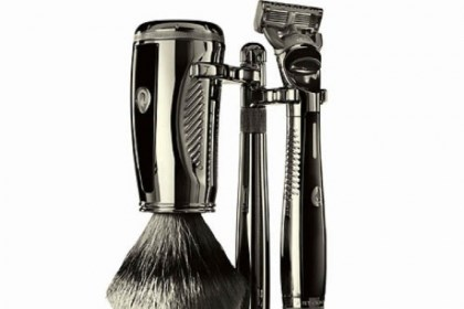 Power shave collection Power shave collection, available at The Art of Shaving.