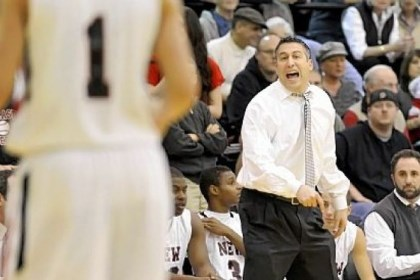 Ralph Blundo New Castle coach Ralph Blundo has led the Red Hurricanes to two unbeaten regular seasons in a row.