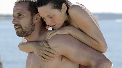 "rb Matthias Schoenaerts and Marion Cotillard in ""Rust and Bone,"" which will be one of three movies opening the Three Rivers Film Festival Nov. 2."