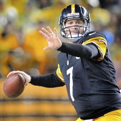 roethlisberger file picture Steelers quarterback Ben Roethlisberger drops back to pass against the Chiefs