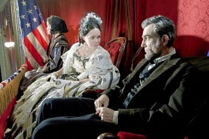 "Sally Field and Daniel Day-Lewis Sally Field and Daniel Day-Lewis appear in a scene from ""Lincoln."" Both are nominees for an Academy Award."