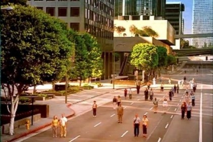 "Saturn This 2002 spot for Saturn featured people standing on streets, getting speeding tickets, picking up children as if everyone were in invisible cars. The tag line: ""When we design our cars, we don't see sheet metal. We see the people who may one day drive them."""