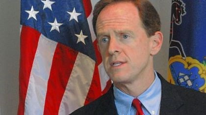 Sen. Pat Toomey  Sen. Pat Toomey says now is the perfect time to call out President Barack Obama on national spending.