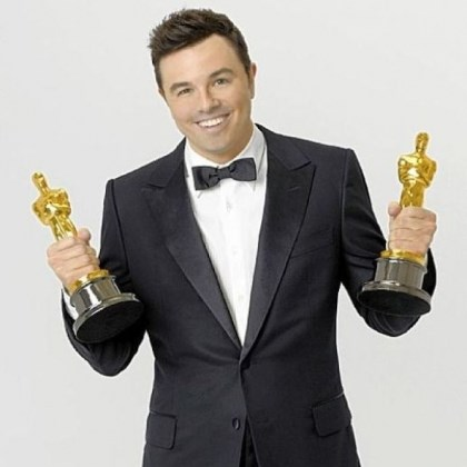 Seth MacFarlane This will be Seth MacFarlane's first time hosting the Academy Awards.