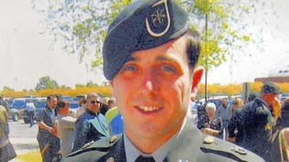 Staff Sgt. Ryan Maseth Staff Sgt. Ryan Maseth was electrocuted in his shower in Iraq.