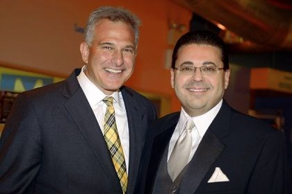 Stephen Zappala Jr. and John Weinstein Stephen Zappala Jr. and John Weinstein.