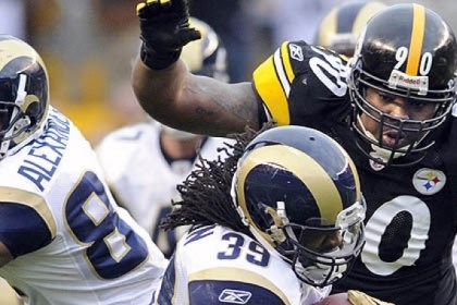 Steve McLendon Steve McLendon is projected to be Casey Hampton's heir apparent at nose tackle.