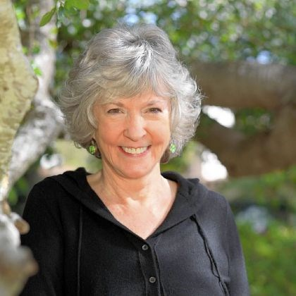 "Sue Grafton Mystery writer Sue Grafton -- ""If you choose the wrong character, half the story lies there flat."""