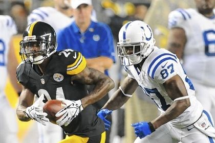taylor Ike Taylor runs back an interception for a touchdown against the Colts last season. The Steelers have been among the worst in the league in forcing turnovers, and if they want to improve in that category, they need to get more pressure on the quarterback.