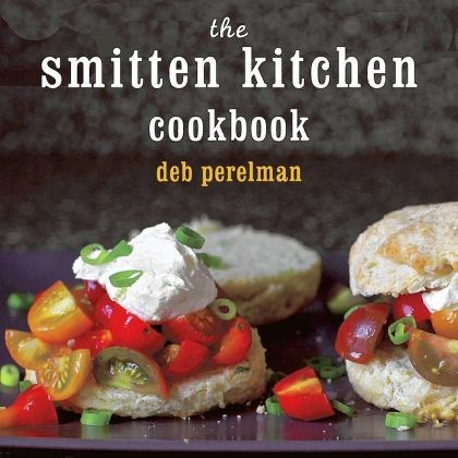 "'The Smitten Kitchen' Deb Perelman book, ""The Smitten Kitchen Cookbook."""