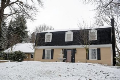 This four-bedroom Colonial This four-bedroom Colonial in Penn Township, Butler County, is on the market for $725,000.