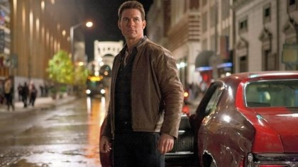 "Tom Cruise Tom Cruise, with Pittsburgh as his backdrop, in ""Jack Reacher."""