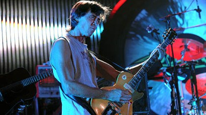 Tom Scholz Guitarist and original Boston band member Tom Scholz performs at Stage AE Friday night.