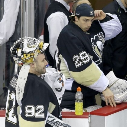 Tomas Vokoun is 6-1 Tomas Vokoun is 6-1 since taking over for Marc-Andre Fleury in Game 5 of the Penguins' first-round series against the New York Islanders.