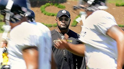 tomlin What Mike Tomlin sees at Saint Vincent College this time around will be markedly different from the past.