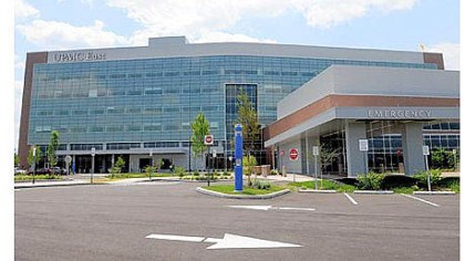 UPMC East UPMC East hospital opened this month in Monroeville.