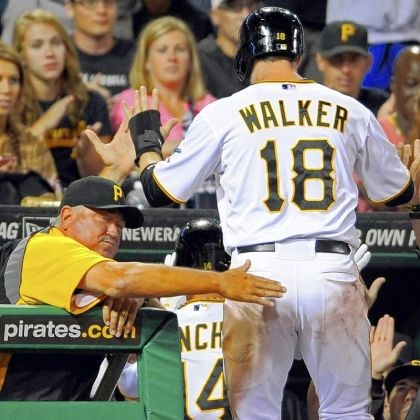 walker It's no secret that Pirates second baseman Neil Walker is a fan favorite because of his local ties.