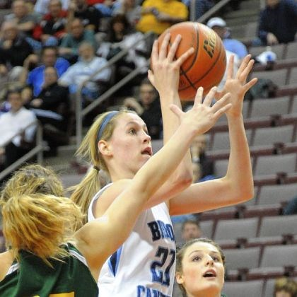 waskowiak Erin Waskowiak scores for Bishop Canevin en route to winning the PIAA Class AA championship last season.