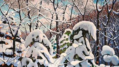 "Winter ""Winter"" by Charles ""Bud"" Gibbons"