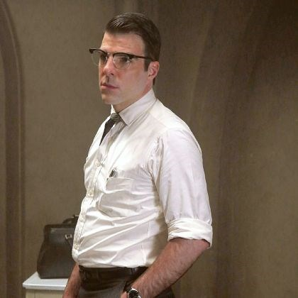 "Zachary Quinto FX's ""American Horror Story: Asylum"" leads the Emmy nominations with 17, including for Green Tree native Zachary Quinto."