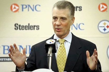 "rooneyii0223 Steelers president Art Rooney II: ""Now, being at the combine and seeing who might be available, that's when we have to see what we might be able to accomplish in the draft as opposed to what we can accomplish in free agency."""
