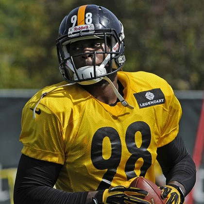 williams Steelers rookie Vince Williams is competing for a spot at linebacker after a solid rookie season last year.