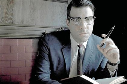 "Zachary Quinto portrayed Dr. Oliver Thredson Zachary Quinto portrayed Dr. Oliver Thredson on ""American Horror Story: Asylum."""