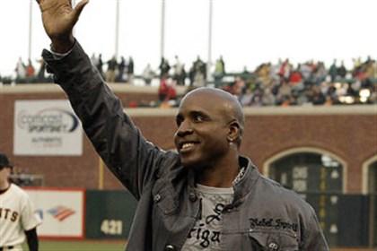 Barry Bonds will present MVP award to Pirates' McCutchen Monday