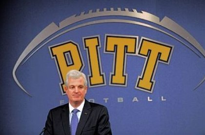pederson Pitt athletic director Steve Pederson and the leaders of other ACC schools will meet to discuss several topics at the league meetings.