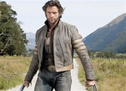 Wolverine Hugh Jackman as Wolverine.