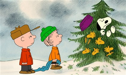 "CharlieBrown ""I Want a Dog for Christmas, Charlie Brown!"""