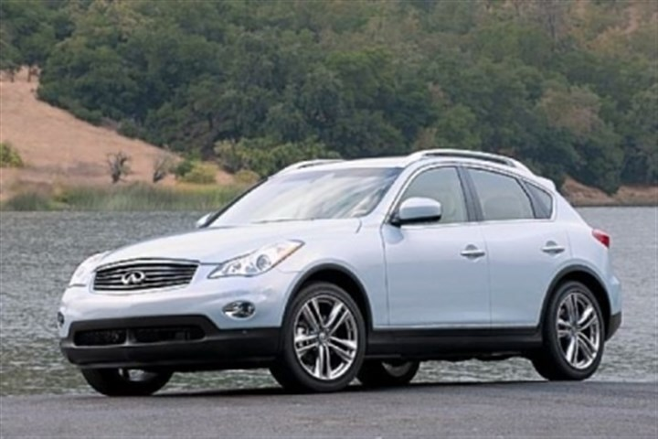 the acura rdx vs the infiniti ex37 pittsburgh post gazette. Black Bedroom Furniture Sets. Home Design Ideas