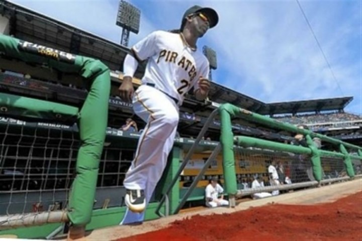 Andrew McCutchen Any optimism for the Pirates must begin with 2012 MVP contender Andrew McCutchen.