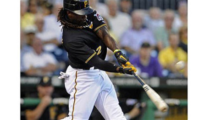 Andrew McCutchen Andrew McCutchen wasn't going to bring back a three-run homer by Arizona's Chris Johnson that broke open Tuesday night's game in the eighth inning at PNC Park.