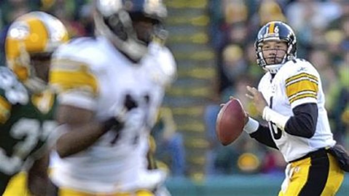 batch Charlie Batch will be the Steelers' third starting quarterback in three weeks.