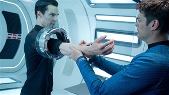 "Benedict Cumberbatch Benedict Cumberbatch makes his ""Star Trek"" debut as bad guy John Harrison and Karl Urban is Doctor McCoy in the second prequel from director J.J. Abrams."