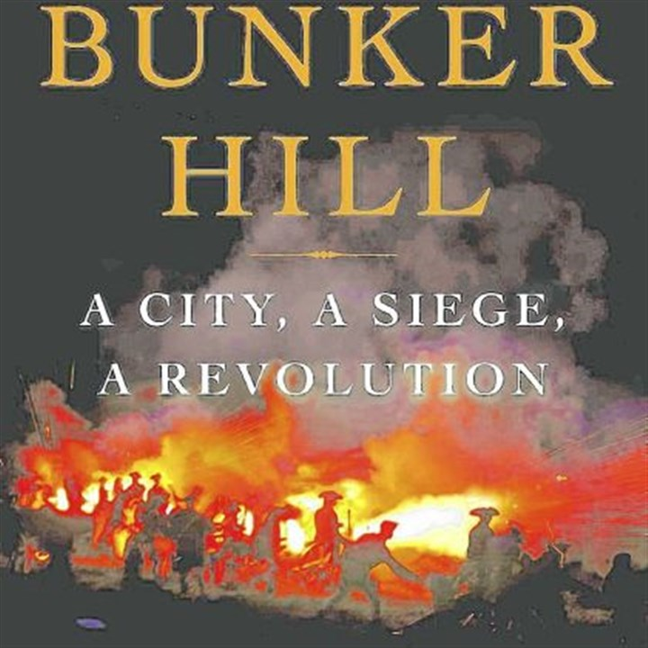 """Bunker Hill"" For nonfiction lovers, try ""Bunker Hill"" by Nathaniel Philbrick."