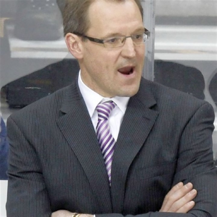 bylsma Penguins coach Dan Bylsma isn't looking for any sympathy heading into the NHL postseason, and he's hoping his team is as confident as he is.