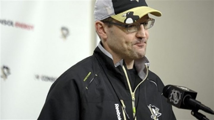 bylsma Penguins coach Dan Bylsma's approach has been more subdued at times this season.