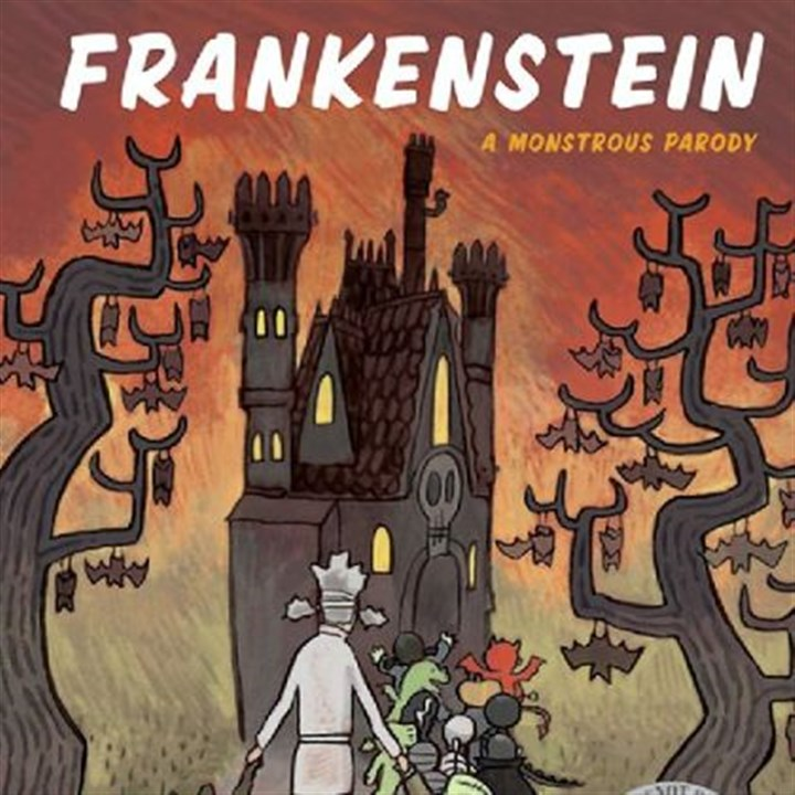 "Children's Corner Young readers can celebrate Halloween with ""Frankenstein,"" a spoof of the classic ""Madeline."""